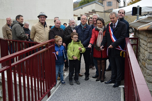 Inauguration pont Germain_10