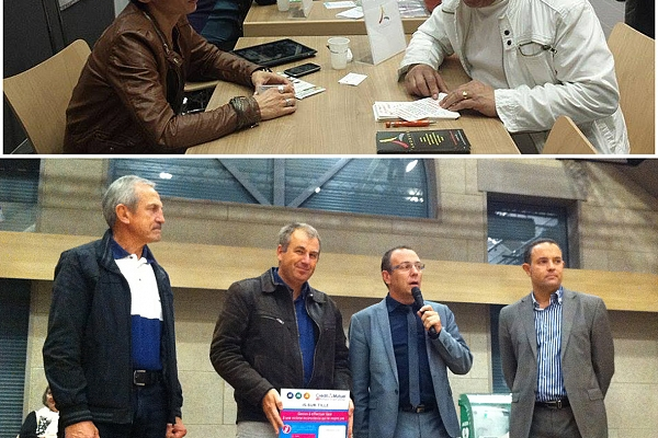 Salon des seniors, 25 octobre 2014