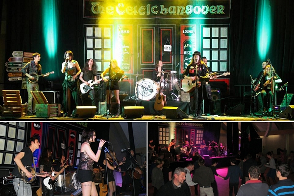 The Celtic Hangover Saint Patrick, 7 mars 2015