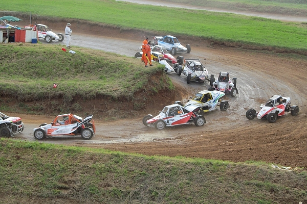 Course Kart Cross, 17 août 2014